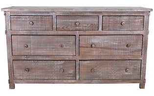 Int'l Furniture San Angelo Dresser