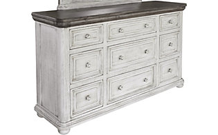 Int'l Furniture Luna Dresser