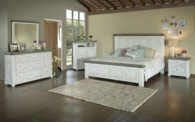 Int'l Furniture Luna Queen Bedroom Set