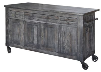 Int'l Furniture Moro Kitchen Island