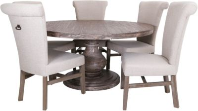 Int'l Furniture Bonanza 6-Piece Dining Set