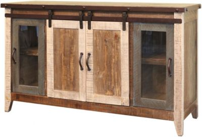 Int'l Furniture Antique 60-Inch TV Stand