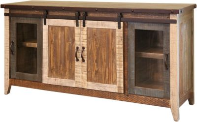 Int'l Furniture Antique 70-Inch TV Stand