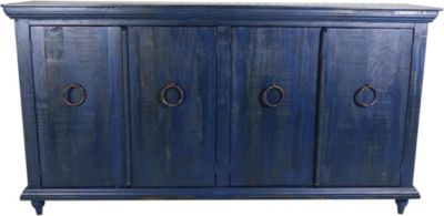 Int'l Furniture Capri Blue Console