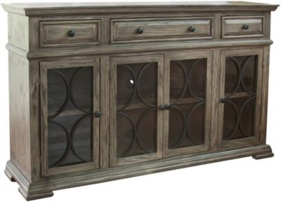 Int'l Furniture Bonanza 4-Door Console