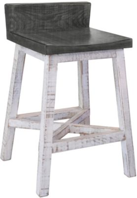 Int'l Furniture Stone Counter Stool