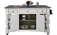Int'l Furniture Stone Kitchen Island