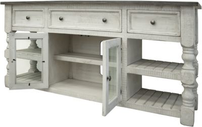 Int'l Furniture Stone 70-Inch TV Stand