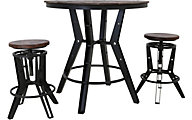 Int'l Furniture Salamanca Pub Table & 2 Stools
