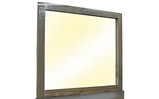 Int'l Furniture Loft Mirror