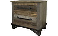 Int'l Furniture Loft Nightstand