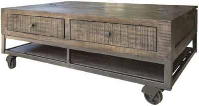 Int'l Furniture Urban Grey Coffee Table