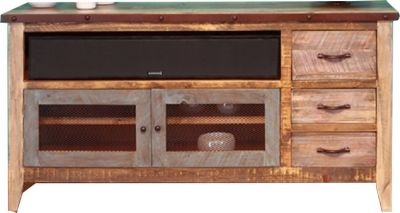 Int'l Furniture Antique 62 Inch TV Stand