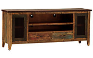 Int'l Furniture Antique 76 Inch TV Stand