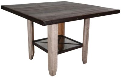 Int'l Furniture Antique Counter Table