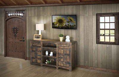 Int'l Furniture Mezcal TV stand