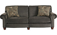 Jackson Downing Charcoal Sofa