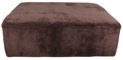 Jackson Everest Chocolate Cocktail Ottoman