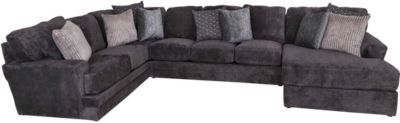 Jackson Mammoth Smoke 3-Piece Sectional
