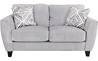 Jackson Alyssa Pebble Loveseat