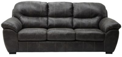 Jackson Grant Steel Bonded Leather Queen Sleeper