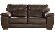 Jackson Hudson Chocolate Loveseat