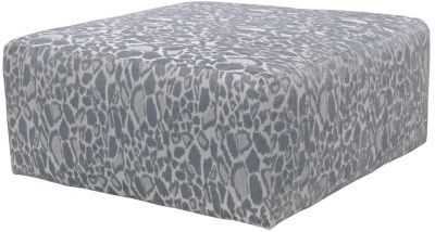 Jackson Lamar Shark Cocktail Ottoman