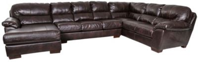 Jackson Lawson Godiva Left-Side Chaise 3-Piece Sectional