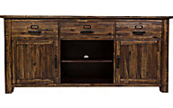 Jofran Cannon Valley 70-Inch TV Stand