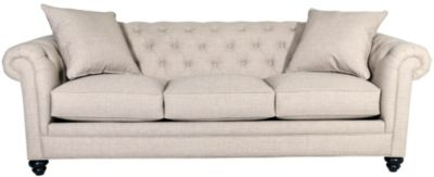 Jonathan Louis Cambridge Chesterfield Sofa