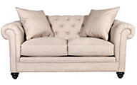 Jonathan Louis Cambridge Chesterfield Loveseat