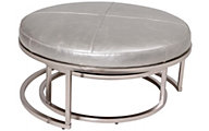 Jonathan Louis Calista Nesting Cocktail Ottoman