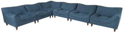 Jonathan Louis Tufo 6-Piece Sectional