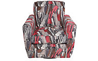Jonathan Louis Vancouver Swivel Accent Chair