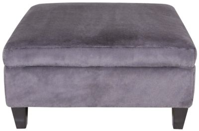 Jonathan Louis Choices Medium Square Storage Ottoman