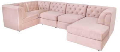 Jonathan Louis Amelia 5-Piece Sectional