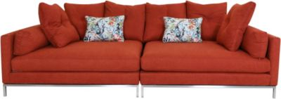 Jonathan Louis Cordoba 2-Piece Cuddler Chaise