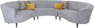Jonathan Louis Cleo 3-Piece Sectional