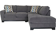 Jonathan Louis Choices Taurus 2-Piece Sectional