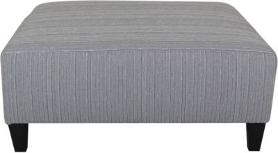 Jonathan Louis Large Square Ottoman