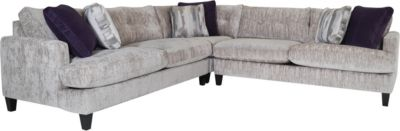 Jonathan Louis Mia 3-Piece Sectional