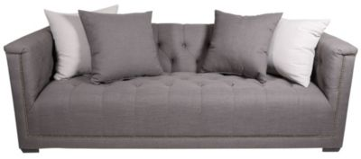 Jonathan Louis Roosevelt Chesterfield Sofa Homemakers Furniture