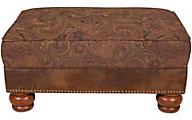 Justice Holland Ottoman