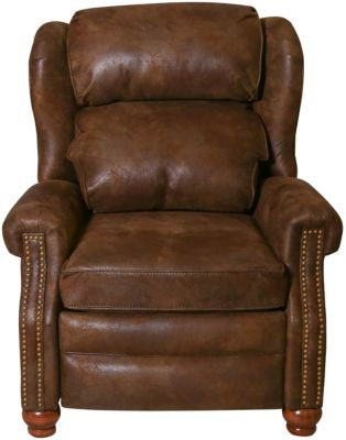 Justice Bradley Press-Back Recliner