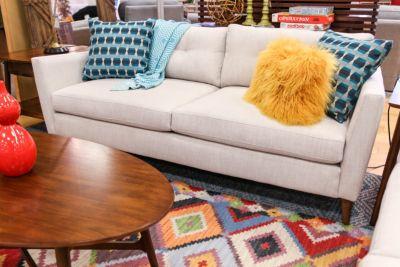 Jonathan Louis Walsh sofa