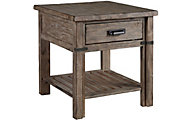 Kincaid Furniture Co. Foundry End Table