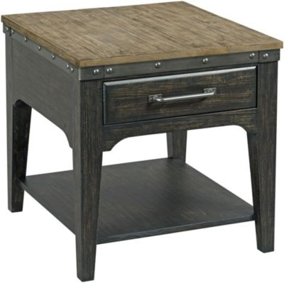 Kincaid Furniture Co. Plank Road End Table