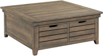 Kincaid Furniture Co. Millhouse Square Coffee Table