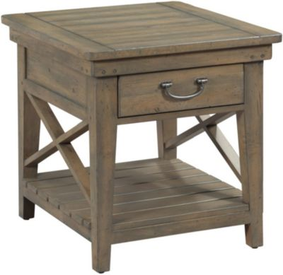 Kincaid Furniture Co. Millhouse End Table