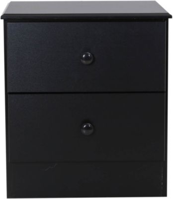 Kith Furniture Black Nightstand